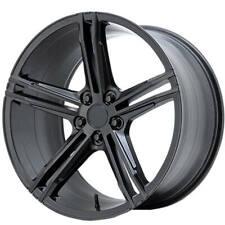 4 20 Staggered Verde Wheels Vff03 Satin Black Rimsb44 Fits 2012 Jeep Grand Cherokee