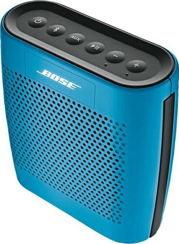 Bose Soundlink Colour Blue Bluetooth Lautsprecher NEU vom Händler