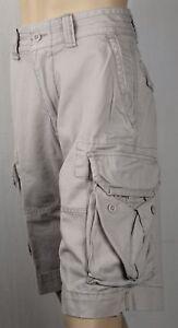 utsökt design bäst giltig billigt pris POLO Ralph Lauren Stone Beige Gellar Fatigue Cargo Shorts NWT | eBay