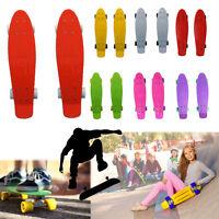 Dazzling Toys 22cruiser Style Skateboard Complete Deck Mini Plastic Skate Board