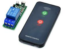 Ir Remote Relay Kit Switches Any Load Up To 10a With Programmable Ir Remote Co