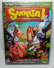 NEW SEALED Snorta - The Family Game Where Everyone Acts Like an Animal!