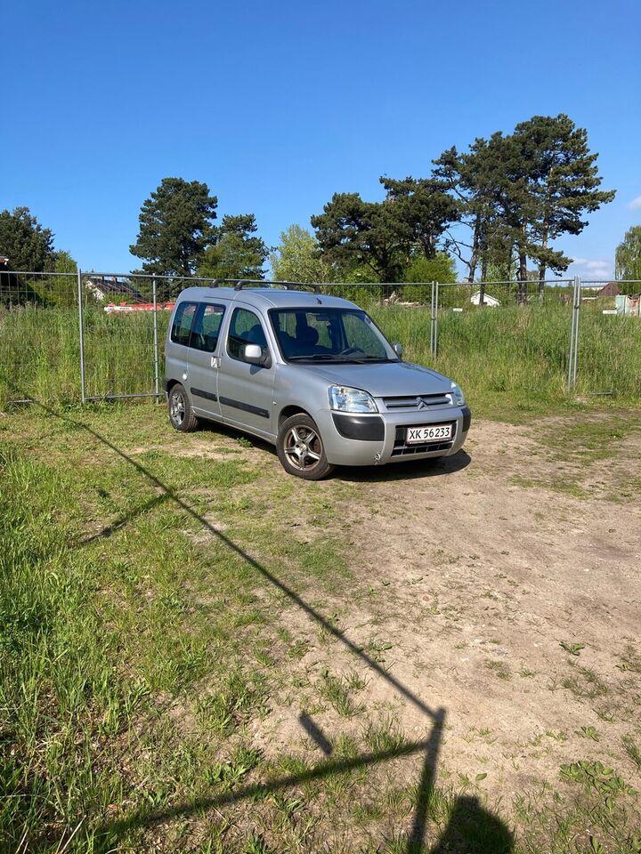 Citroën Berlingo, 1,6i 16V Multispace, Benzin