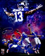 "002 Odell Beckham - American Football Wide Receiver 14""x17"" Poster"