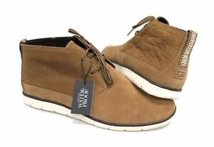 dfe2cb255e9 Details about UGG Australia Freamon WP Waterproof Chukka Boots Shoes Suede  Chestnut 1094358