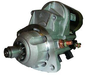 BENFORD-DUMPER-2-7-KW-BRAND-NEW-STARTER-MOTOR