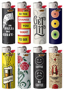 Best Torch Lighter 2020 BIC Cutting Edge Special Edition Series Lighters 2020 New! Set of