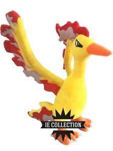 Pokemon moltres peluche 30 cm pupazzo sulfura lavados plush articuno zapdos 146 ebay - Elector pokemon x ...