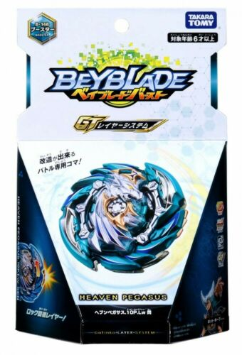 Takara Tomy Beyblade Burst GT Booster B-148 Heaven Pegasus .10P.Lw SEN,In stock
