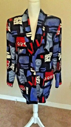 Willow Ridge Womens Retro Shirt/Jacket  Lined Mult