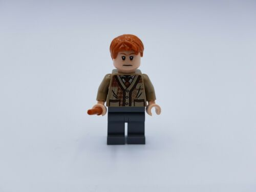 LEGO FIGURINE ARTHUR WEASLEY DU SET HARRY POTTER 75980 ATTACK ON BURROW *NEUF*
