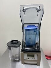Starbucks Vitamix Commercial Countertop Blender The Quiet One 120v With 3 Jarslid