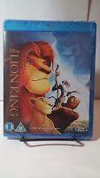 The Lion King 1994 (blu-ray,disney Family Movie,region Free) - Free Shipping