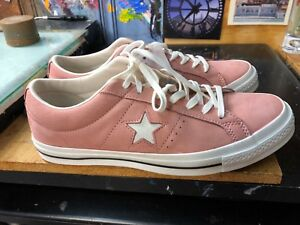 1e2d30536bc Converse One Star OX Rust Pink Egret Vintage White (Leather) US 13 ...