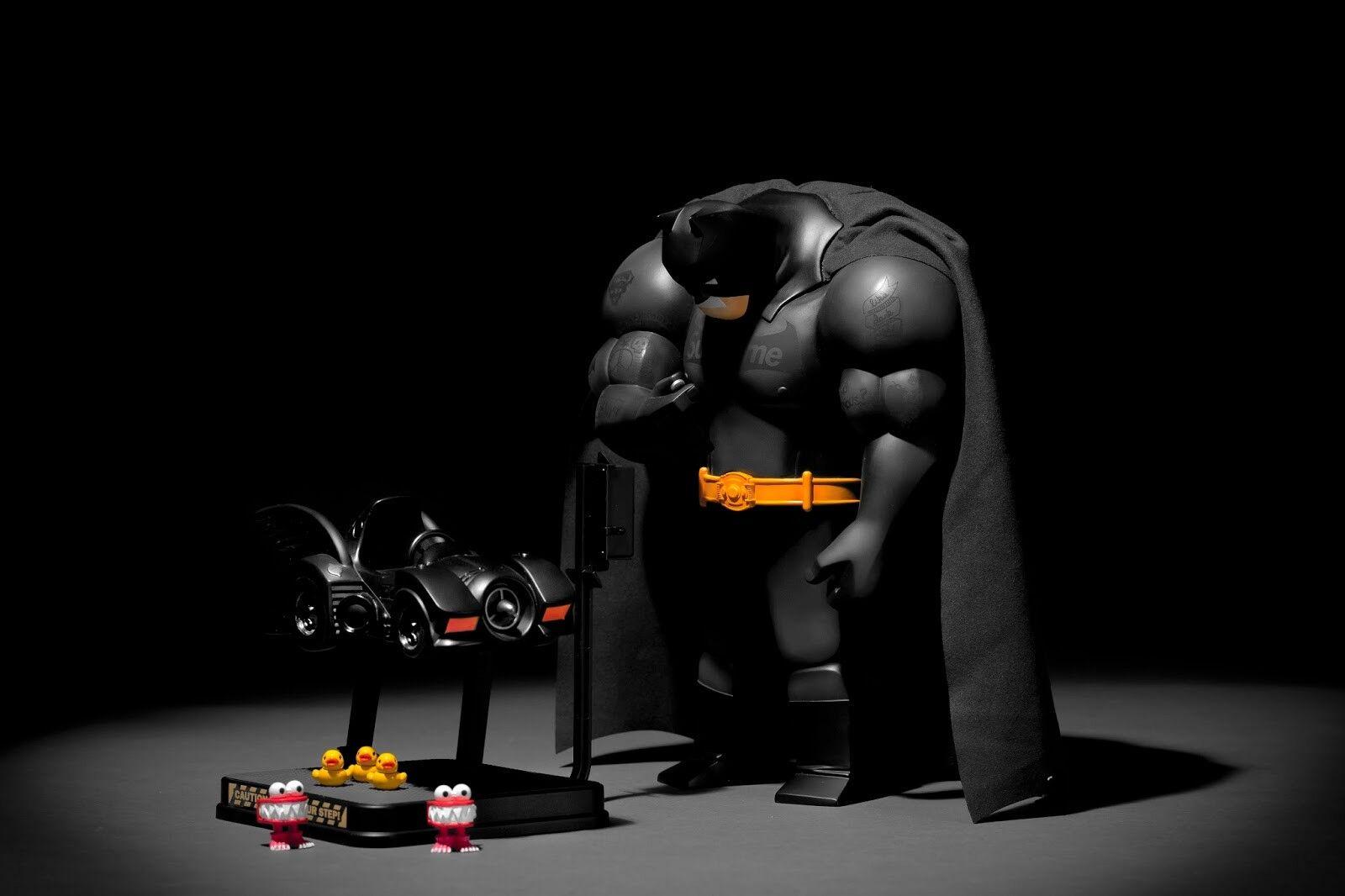 Fools Paradise The Dark Rise 89 läderlappen DC serier Colleble figure 1pc