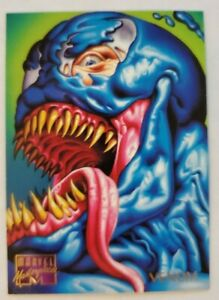 1995-Marvel-Masterpieces-Series-IV-Fleer-Base-Card-Venom-108