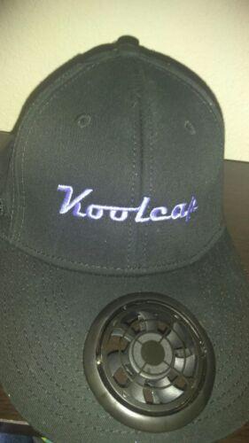 Koolcap Hat avec un ventilateur