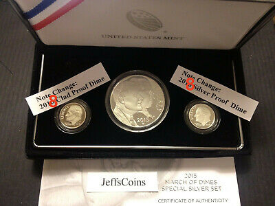 2014-S US Mint PROOF Presidential $1 Dollar 8 Coins NO BOX /& COA 2015-S