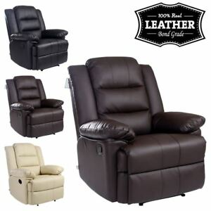 LOXLEY-LEATHER-RECLINER-ARMCHAIR-SOFA-HOME-LOUNGE-CHAIR-RECLINING-GAMING