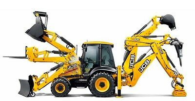 ALL BACKHOE PARTS