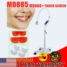 Detachable Dental Mobile Teeth Whitening Led Lamp Machine Tooth Bleaching Light