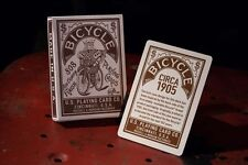 Bicycle Autobike Red Playing cards Deck brand new sealed