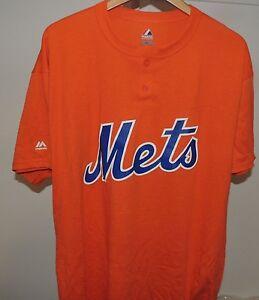 MLB-New-York-Mets-Baseball-Jersey-Shirt-New-Mens-Sizes