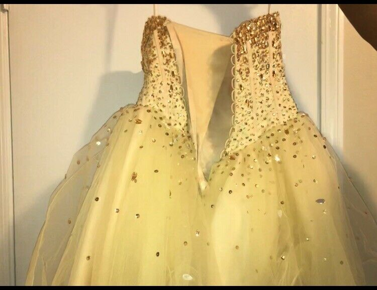Ball Gown Dress - image 3
