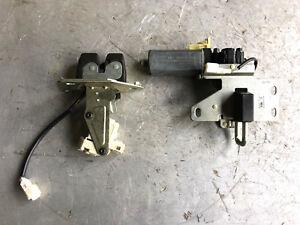 MITSUBISHI-COLT-CZC-Turbo-1-5-CABRIO-COFANO-POSTERIORE-Cattura-Motore-e-sensore-di-blocco