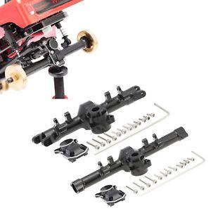 Metall-Vordere-Hinterachsgehaeuse-fuer-Axial-SCX24-90081-RC-Crawler-Cars-Upgrade