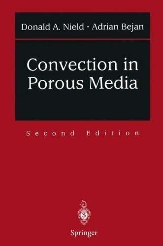 Convection in Porous Media Hardcover D. A. Nield Bejan