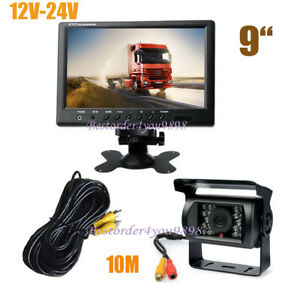 Image Is Loading 9 034 LCD Monitor Car Rear View Kit