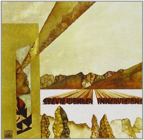 1 of 1 - Stevie Wonder - Innervisions - Stevie Wonder CD 63VG The Cheap Fast Free Post