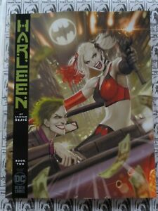 Harleen-2019-DC-Black-Label-2-Harley-Quinn-Sejic-Variant-Over-Sized-NM