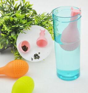 Teesieb-Bombe-Teei-Teefilter-Granate-3-versch-Farben-Ei-Sieb-Filter-witzig