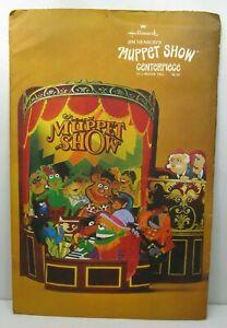 Hallmark-Jim-Henson-039-s-Muppet-Show-Centerpiece-1978-Vintage-Retro
