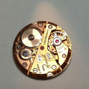ENICAR-Cal-980-Gents-Mechanical-Watch-Movement-Restoration-Repairs