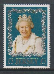 Jersey-2006-QEII-80th-Anniversaire-Tampon-MNH-Sg-1272