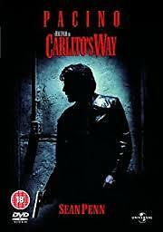 1 of 1 - CARLITO'S WAY - DVD movie