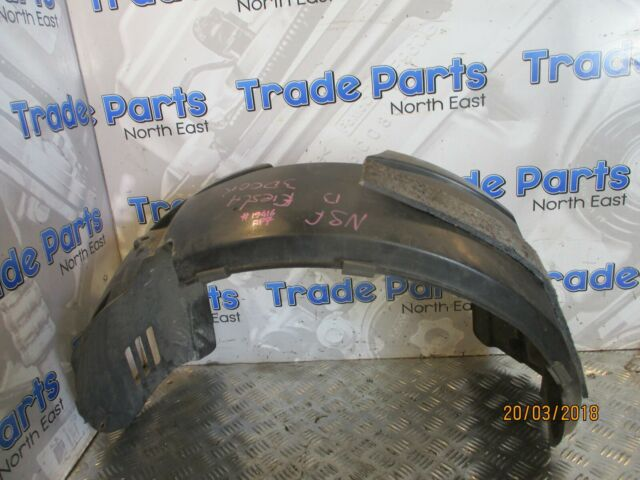 2013 FORD FIESTA SPLASH GUARD PASSENGER SIDE FRONT LEFT C1BB-16115-AA #19416