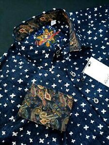 Robert-Graham-Paisley-Check-Print-Long-Sleeve-Shirt-199