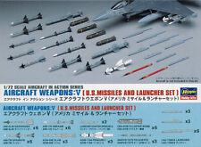 Hasegawa 35006-1//72 Ground Equipment Set Neu