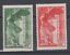 FRANCE-1937-VICTOIRE-DE-SAMOTHRACE-YT-354-355-N-MNH-NSC-COTE-420 miniature 1
