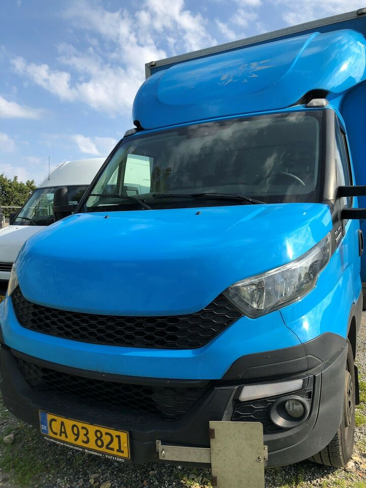 Iveco, Daily, 3,0 35S17 4100mm Lad AG8