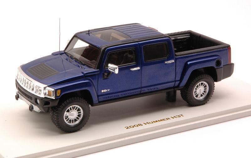 Hummer H3T 2008 All Terrain blå 1 43 Förlaga 10131 samla
