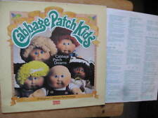 CABBAGE PATCH KIDS Cabbage Patch Dreams +inner sleeve 1984 PARKER