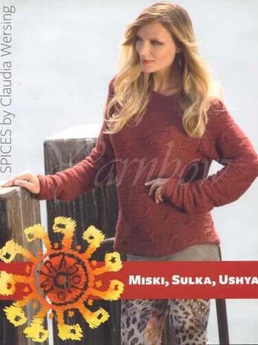Book #30:: Miski Ushya yarn Mirasol ::Claudia Wersing Sulka