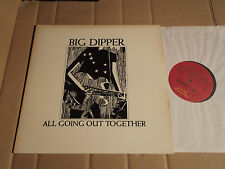 """BIG DIPPER - ALL GOING OUT TOGETHER - 12"""" 3-TRACK-EP - HOMESTEAD HMS097-1"""