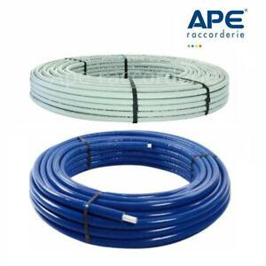 Tubo Multistrato Nudo o Rivestito 16 20 26 32 Pe-Xb APE Vendita a misura min 5 m
