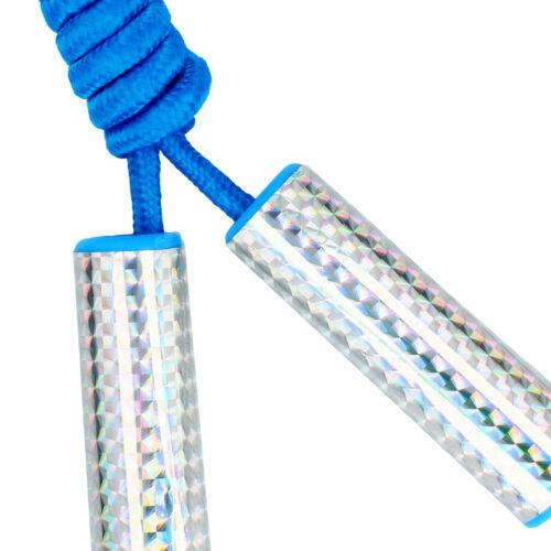 Auswahl variiert Länge verstellbar 210 cm 4x Springseil für Kinder